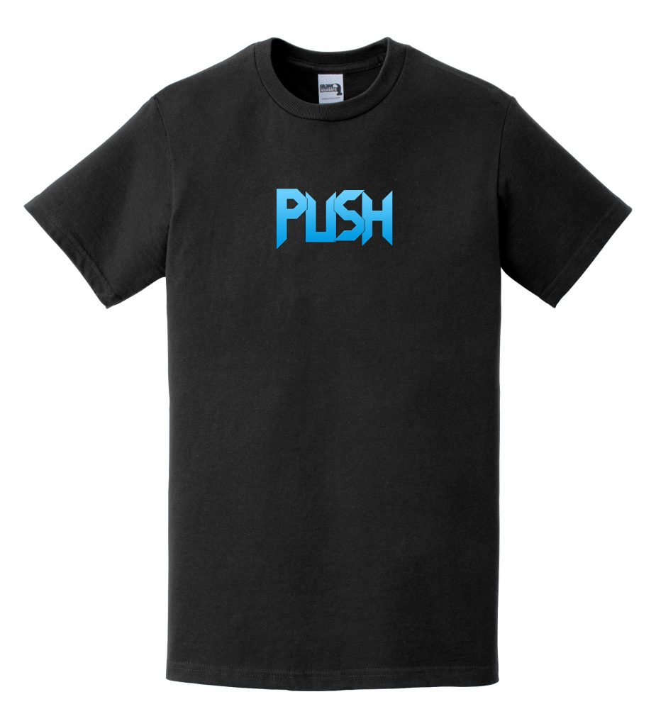 Short Sleeve PUSH T-Shirt