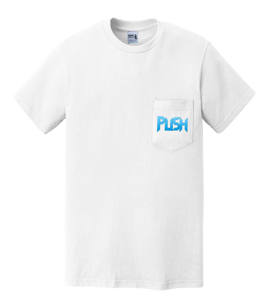 Short Sleeve PUSH Pocket T-Shirt
