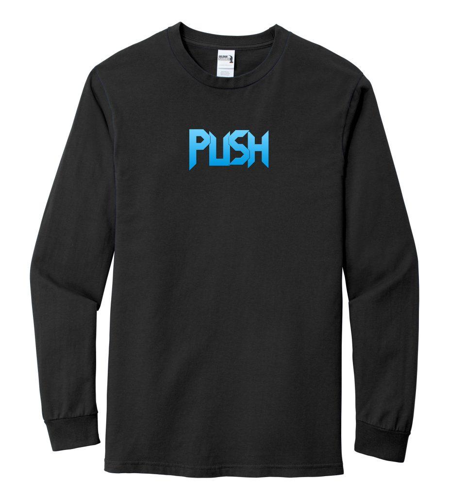 Long Sleeve PUSH T-Shirt