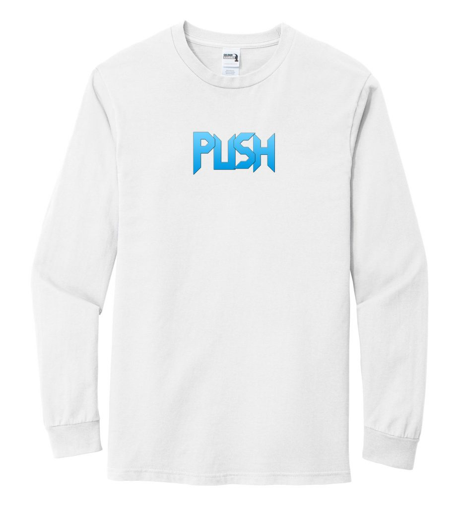 Long Sleeve PUSH T-Shirt