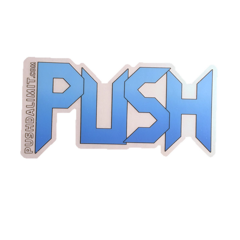 PUSH Stickers
